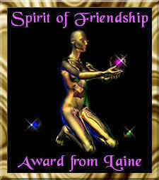 Lanine Friendship Award