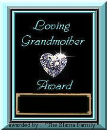 Loving Grandmother Award
