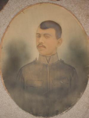 Karl's Portrait