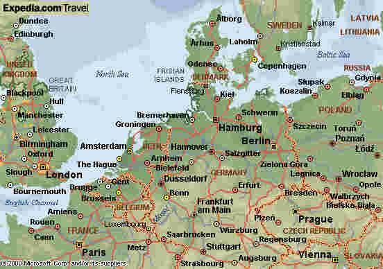 Bremen Map - Germany map bremen
