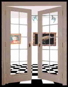French Door Graphic